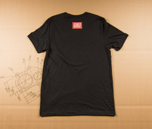Torch and Caliper Society T-Shirt - Black