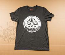 Torch and Caliper Society T-Shirt - Gray