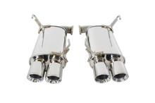 Catback Exhaust System - Resonated - 15-18 WRX/STI, 11-14 WRX/STI Sedan