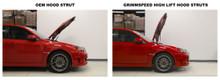 Hood Struts - Subaru WRX/STI 08-14