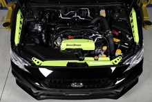 15+ WRX/STI Neon Green Engine Dress-up Full Kit