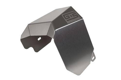Version 2 Turbo Heat Shield - WRX/STI/LGT/FXT