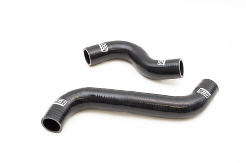 Radiator Hose Kit, Black - 15-20 WRX, 14-19 Forester XT
