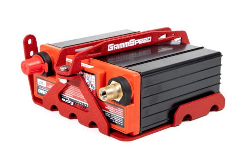 Lightweight Battery Mount Kit - Subaru 08-20 WRX/STI