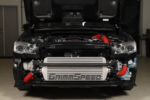 GrimmSpeed Front Mount Intercooler Kit - 2015+ WRX