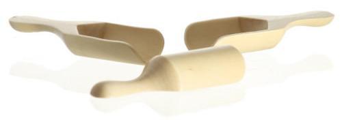 1/2 oz birch wood scoop