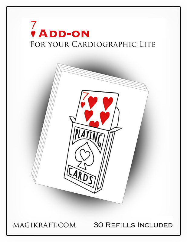 Cardiographic Lite RED 7H Add-on