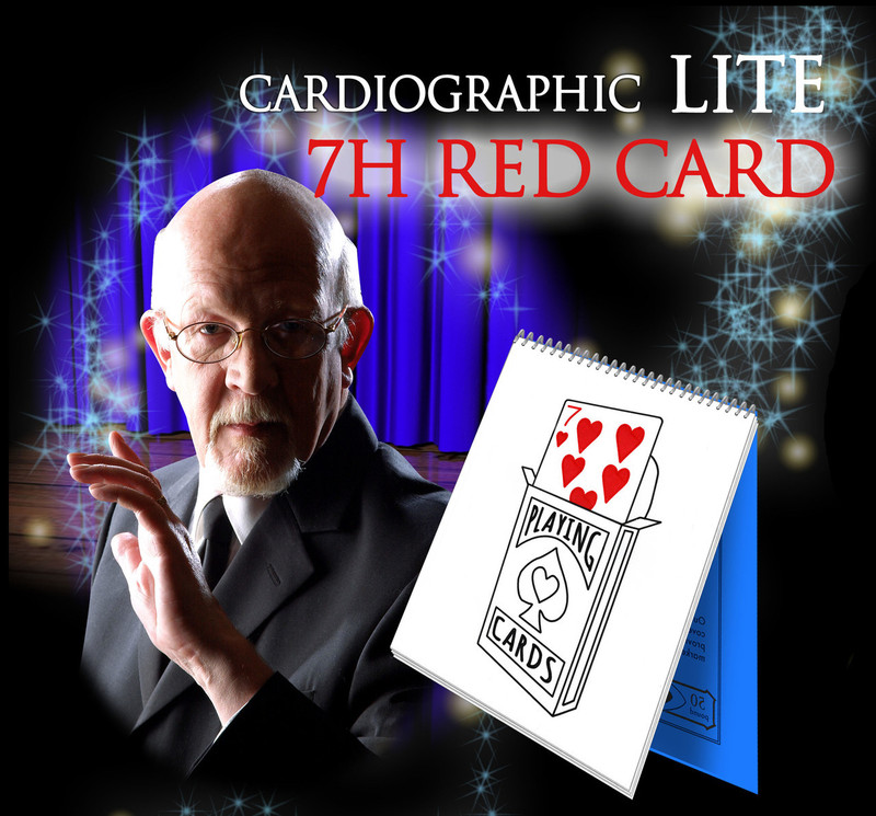 Cardiographic Lite Red 7H Complete Pad