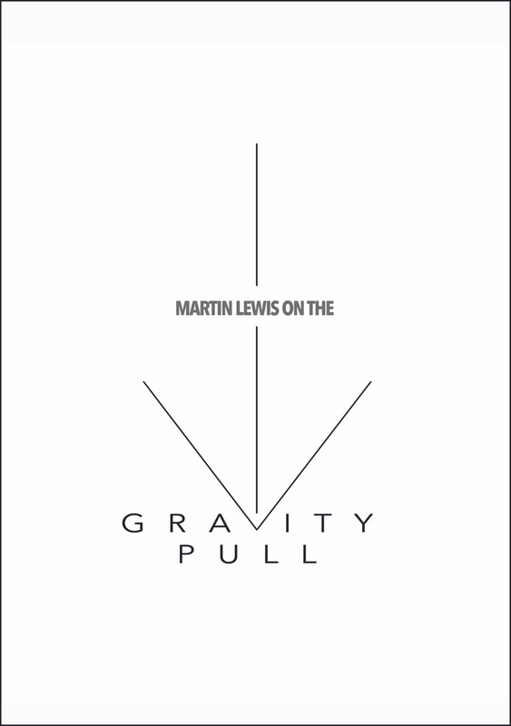 Gravity Pull CD Martin Lewis
