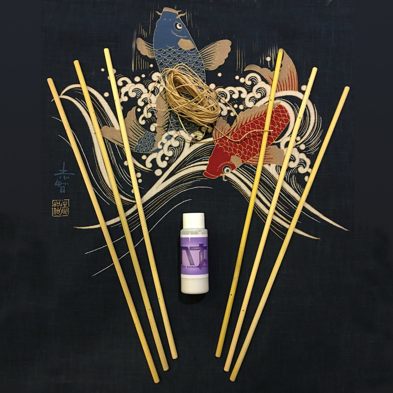 Extensive Care Set for Nankin Tamasu Dare Japanese mat trick