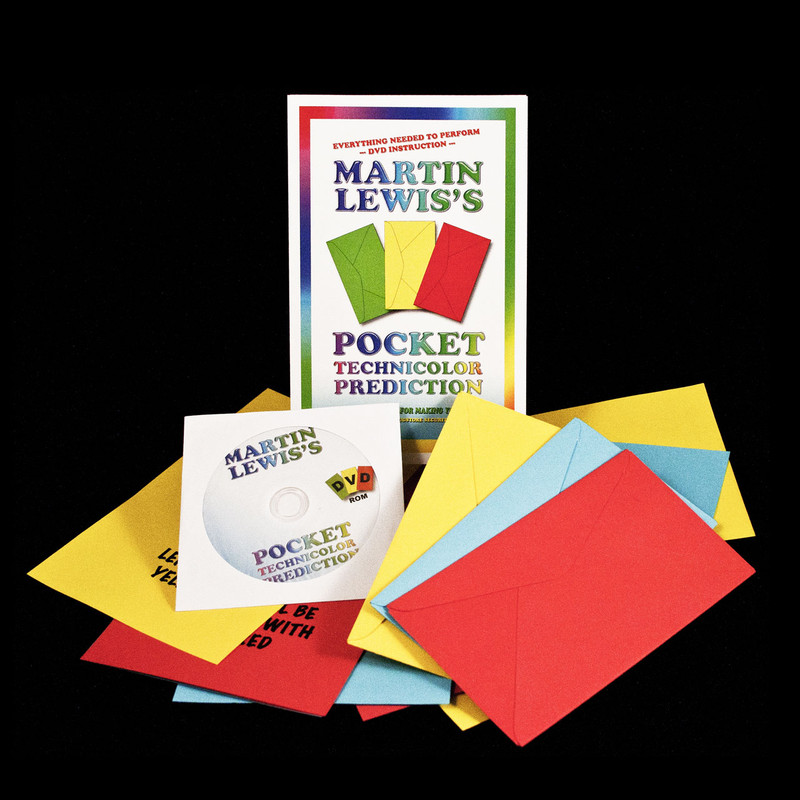 Pocket Technicolor Prediction Martin Lewis