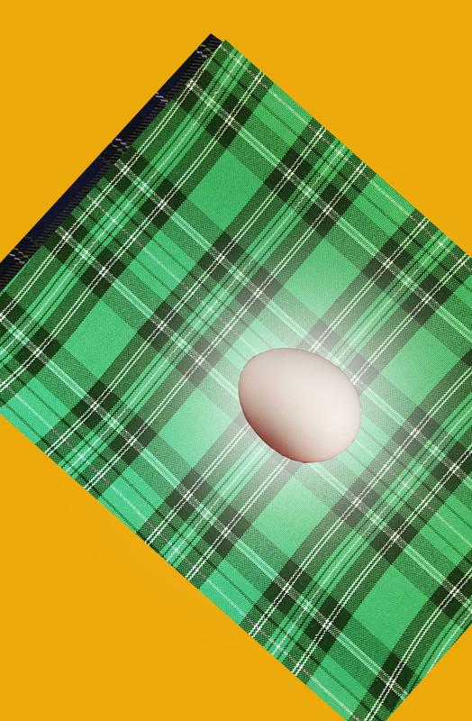 Senor Mardo Eggbag green