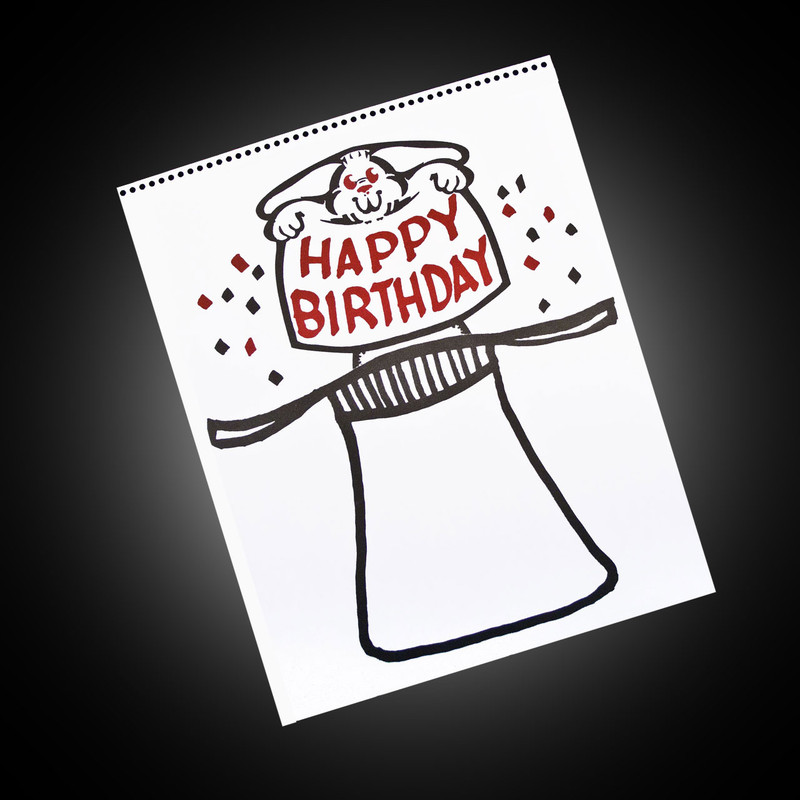 birthday refills