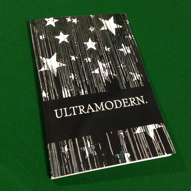 Ultra-modern book