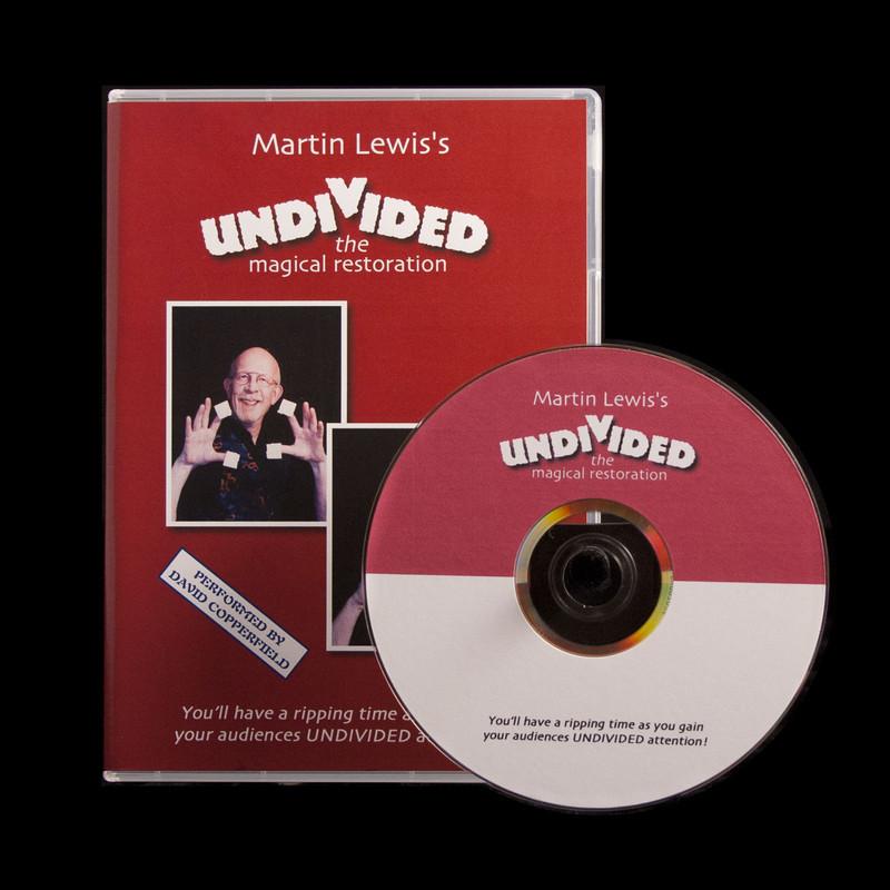 undivided dvd