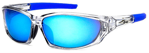 X Loop Clear Blue