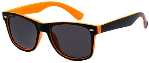 Retro Polarized Orange