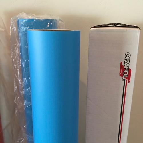 ORACAL 813 Translucent Blue Stencil Film