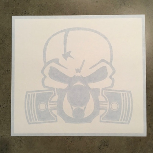 Motor Mouth Paint Stencil