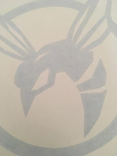 Green Hornet Symbol Paint Stencil