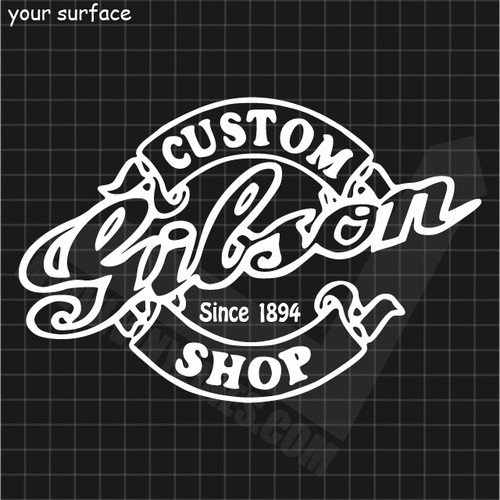 Illustrated example of the decal