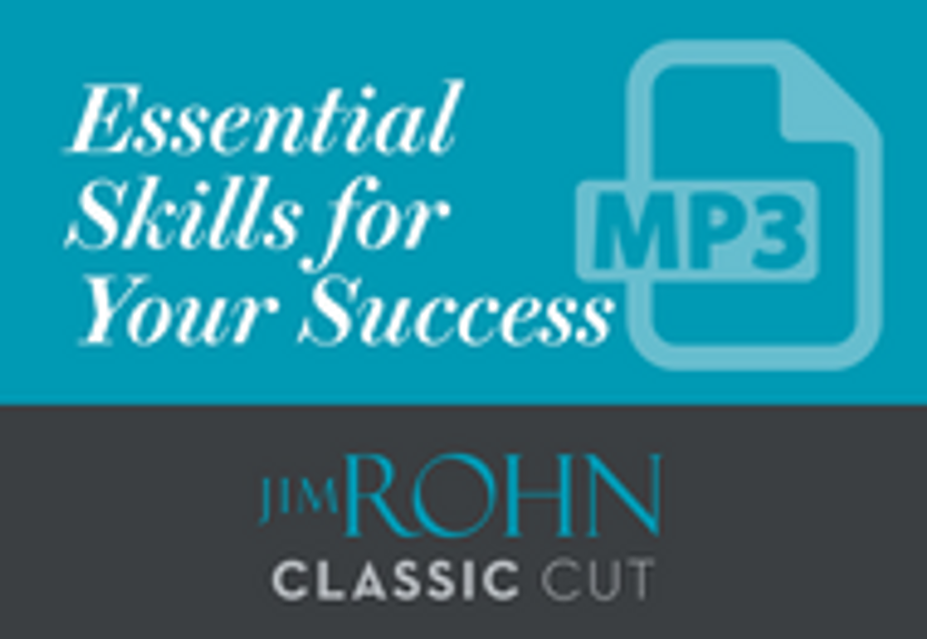 Jim Rohn Classic Cut: Essential Skills for Your Success