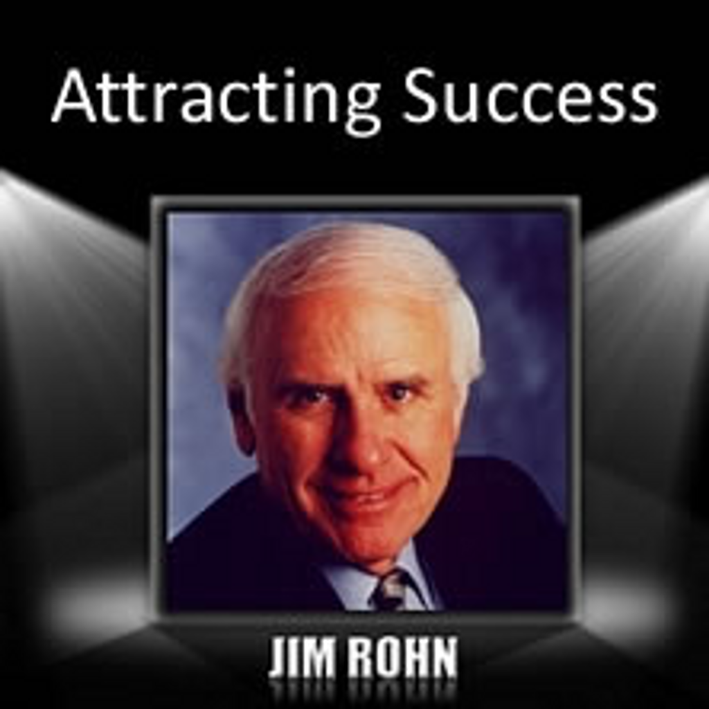Attracting Success MP3 Audio Program by Jim Rohn