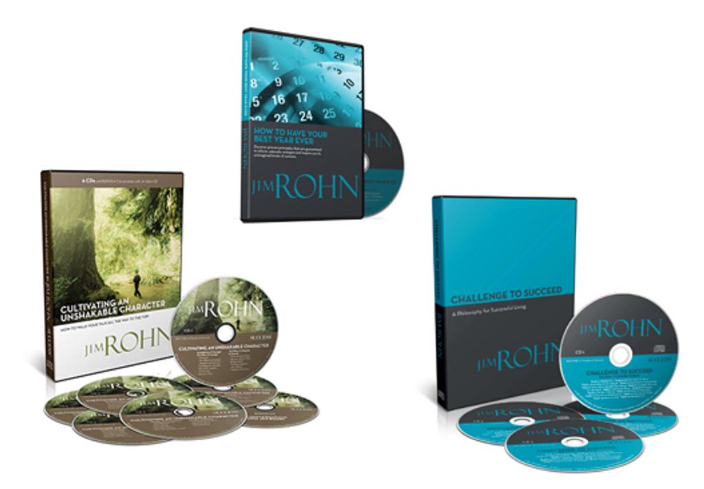 Jim Rohn Gift Package 3