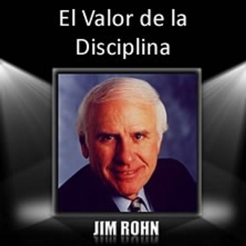 El Valor de la Disciplina MP3 Audio por Jim Rohn (Spanish)
