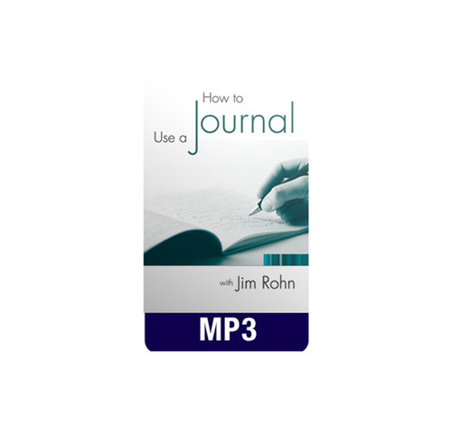 How to Use a Journal MP3 Audio Program by Jim Rohn