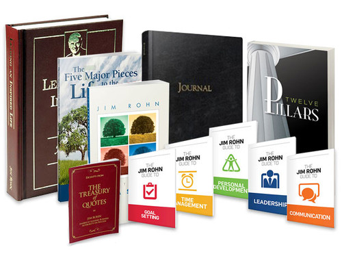 Jim Rohn Book Bundle