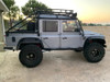 Terrafirma Spectre Style Extra Wide Wheel Arch Set for Deender 90/110