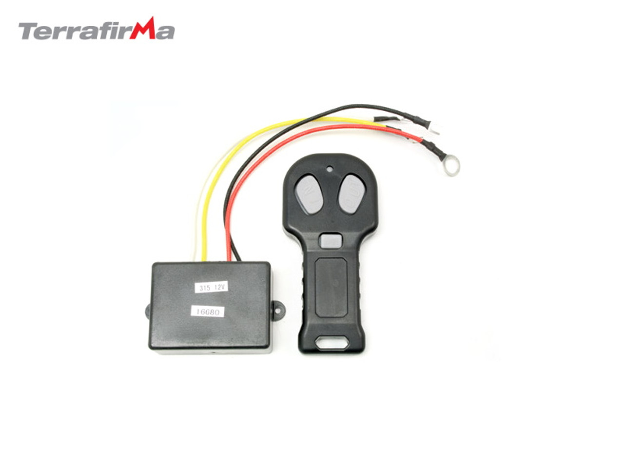 Terrafirma Replacement Wireless Remote Control For The A12000 Winch