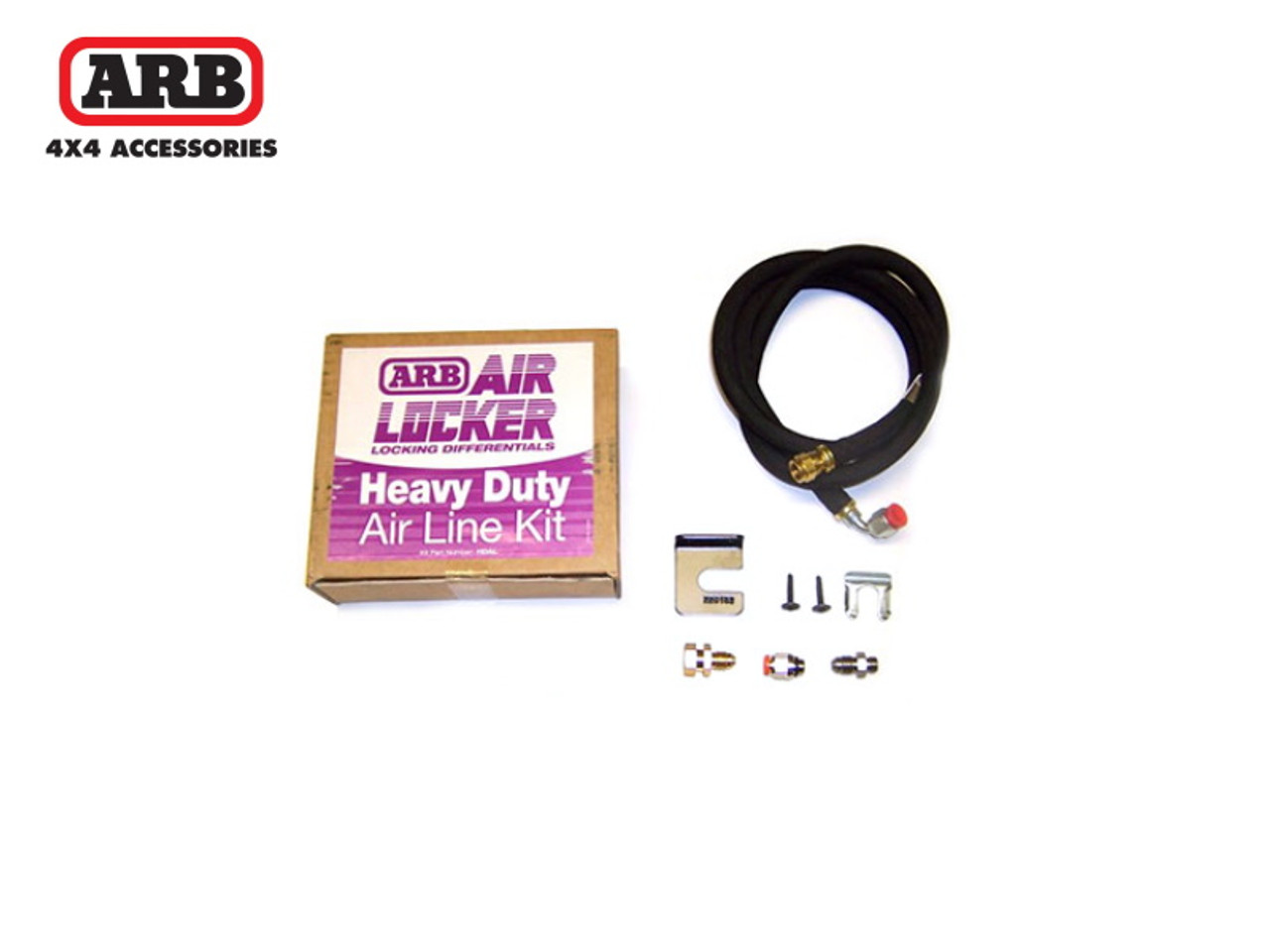 ARB HEAVY DUTY AIR LOCKER AIR LINE KIT OFF ROAD EXPEDITION DIFF LOCK