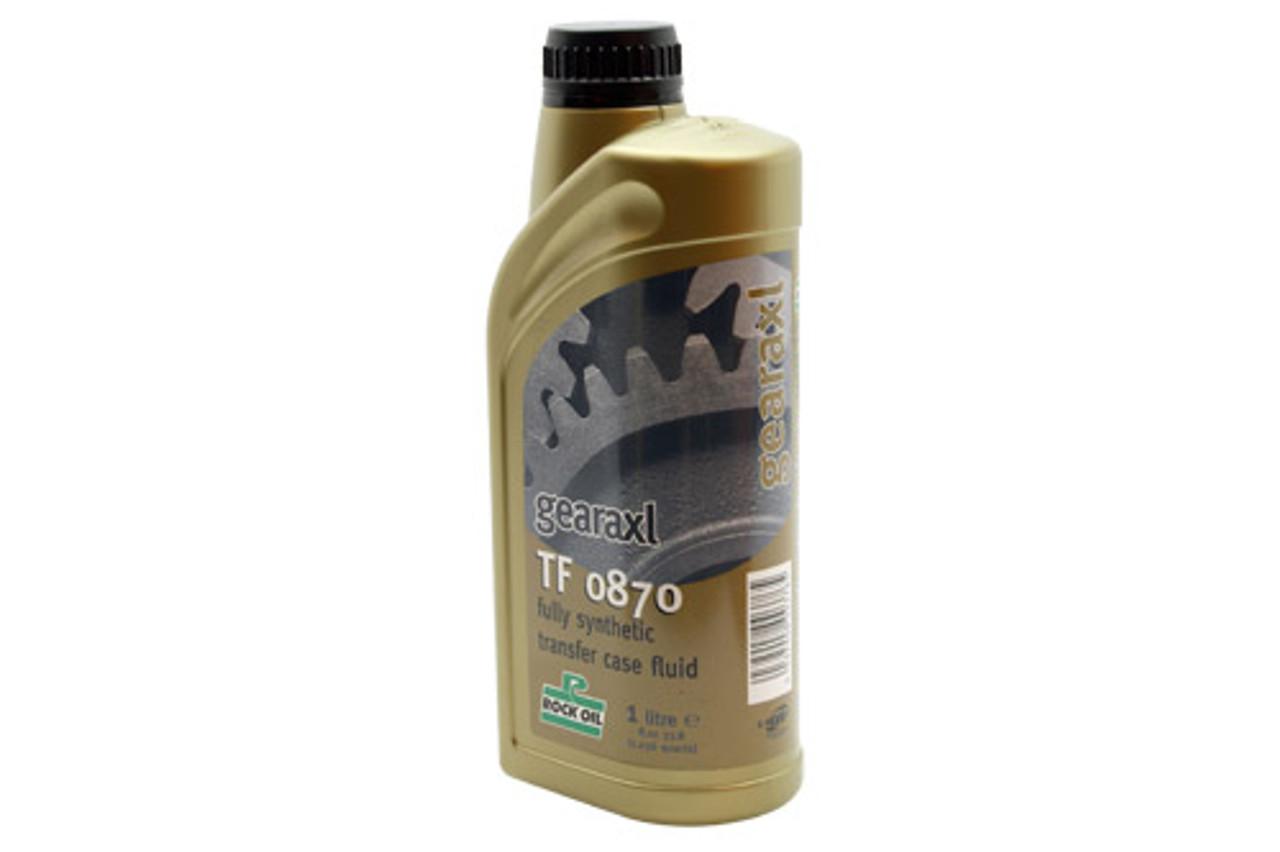 TRANS OIL GEARAXLE TF0870 1L
