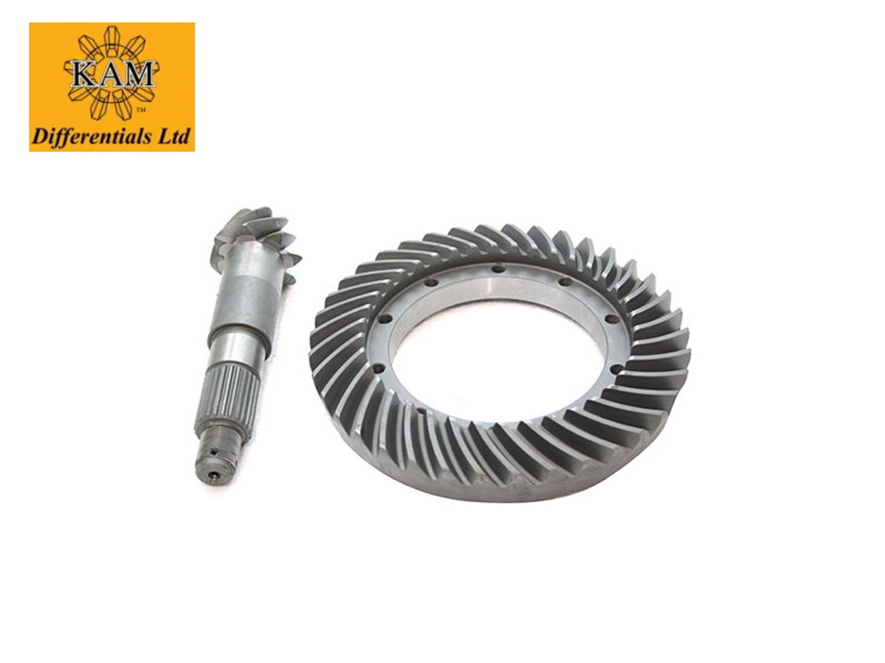 KAM 4.75 CROWN WHEEL&PINION FRONT(LONG NOSE ROVER DIFF)