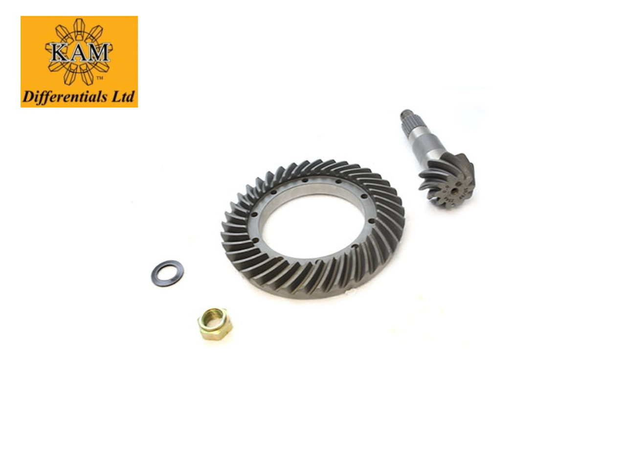 KAM 3.8 CROWN WHEEL&PINION REAR (LONG NOSE ROVER DIFF)