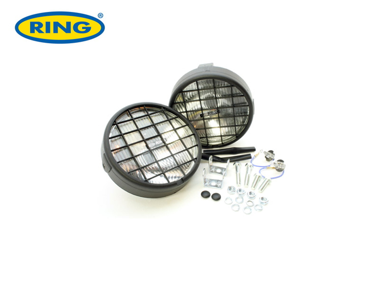 RING 5.5 ROUND ROAD RUNNER DRIVING LAMPS