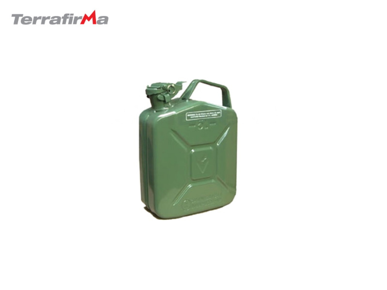 5 LITRE GREEN JERRY CAN