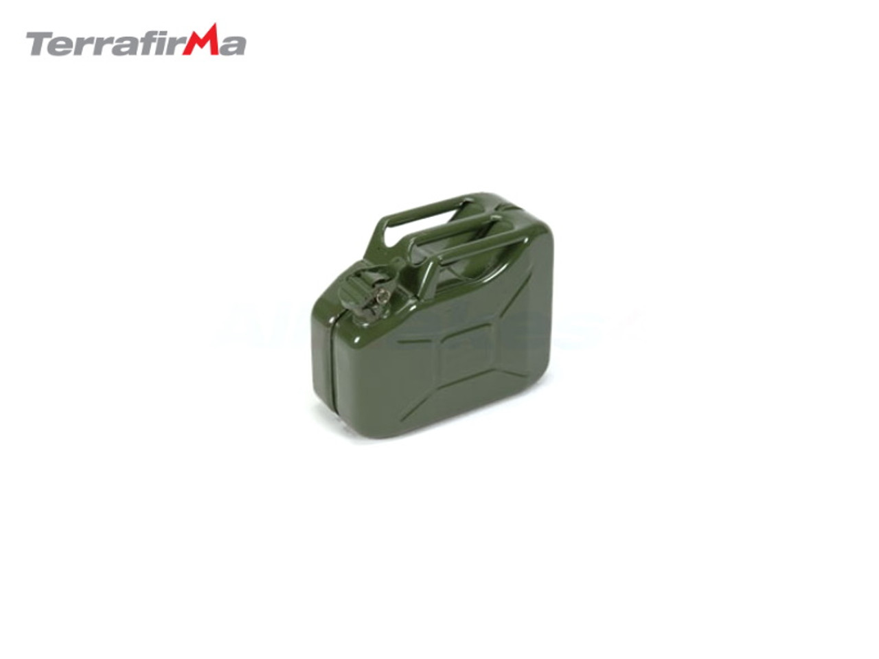 10 LITRE GREEN JERRY CAN