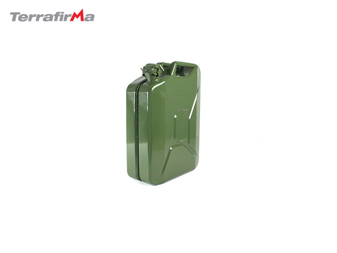 20 LITRE GREEN JERRY CAN