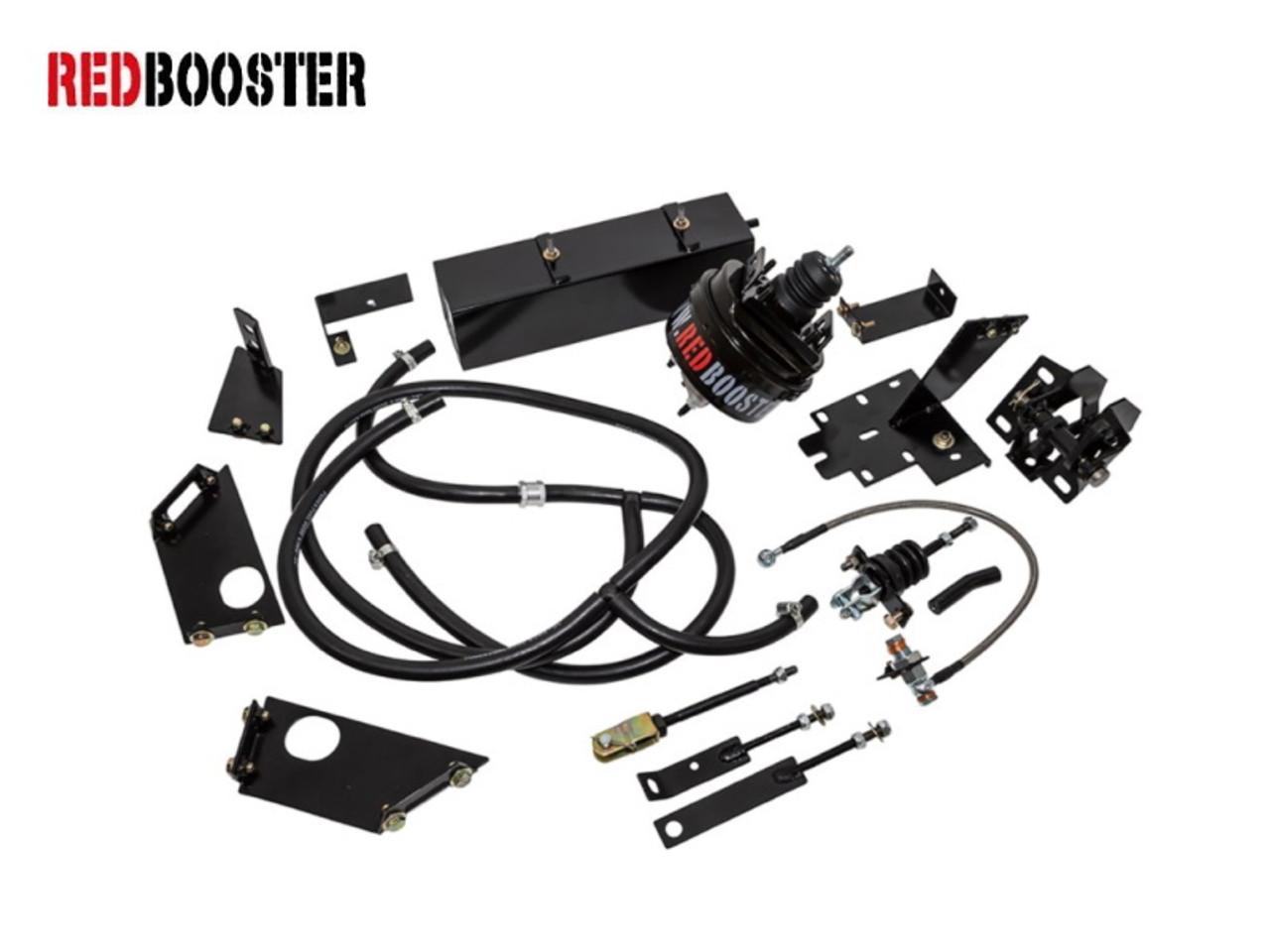 Red Booster Defender 200Tdi And 300Tdi LHD Servo Clutch Kit - DA1955