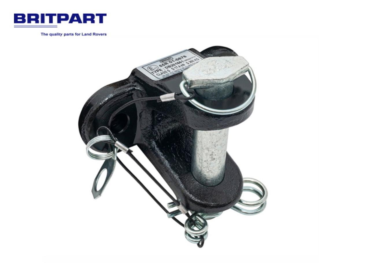 Britpart 3.5 Ton Dixon Bate Towing Jaw - KNB100640G