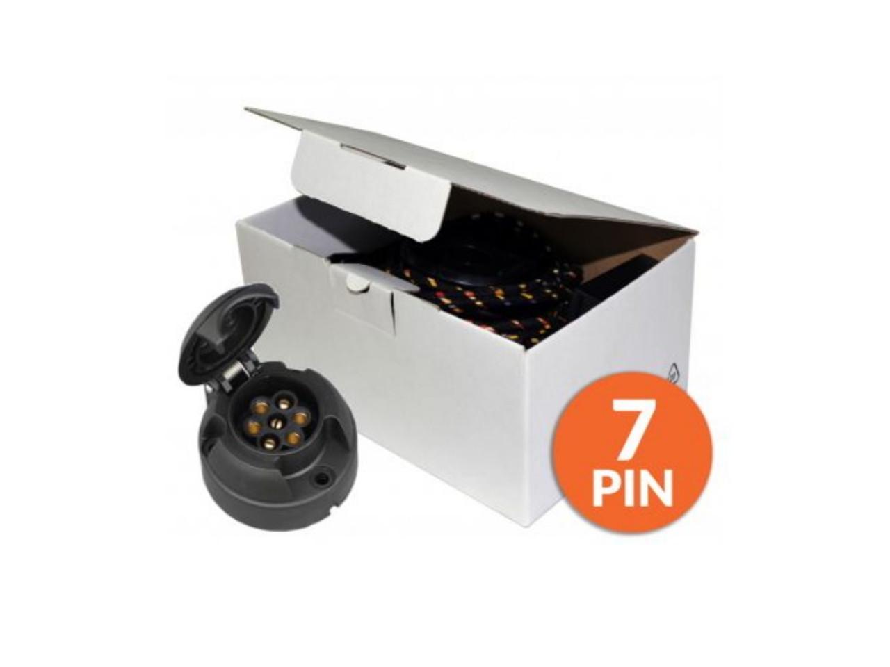 Discovery Sport 2021 Onwards Dedicated 7 Pin Tow Bar Electrics