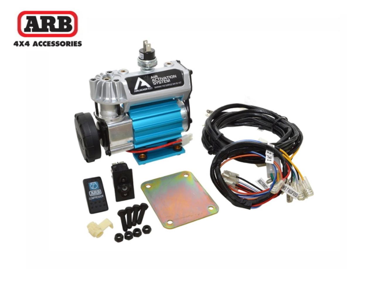 ARB Compact On Board 12v Compressor Assembly - DA4958- CKSA12