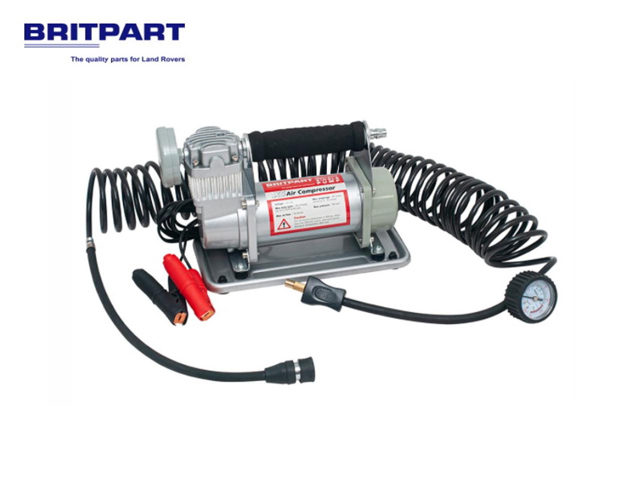 Britpart XS Portable Single Air Compressor - DA2354XS
