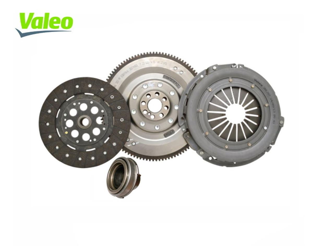 Valeo Td5 Clutch Kit And Flywheel - DA2357G - GCKTD5 - PSD103470