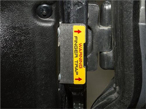 TERRAFIRMA BOMBPROOF 2 DOOR HINGE GUARD DEFENDER