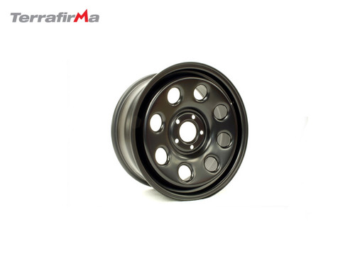 Terrafirma 18X8 ET45 Steel Wheel With Wheel Nuts For Discovery 3/4 And Range Rover Sport