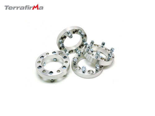 HILUX / L200 / D-MAX SET OF 4 WHEEL SPACERS 30MM